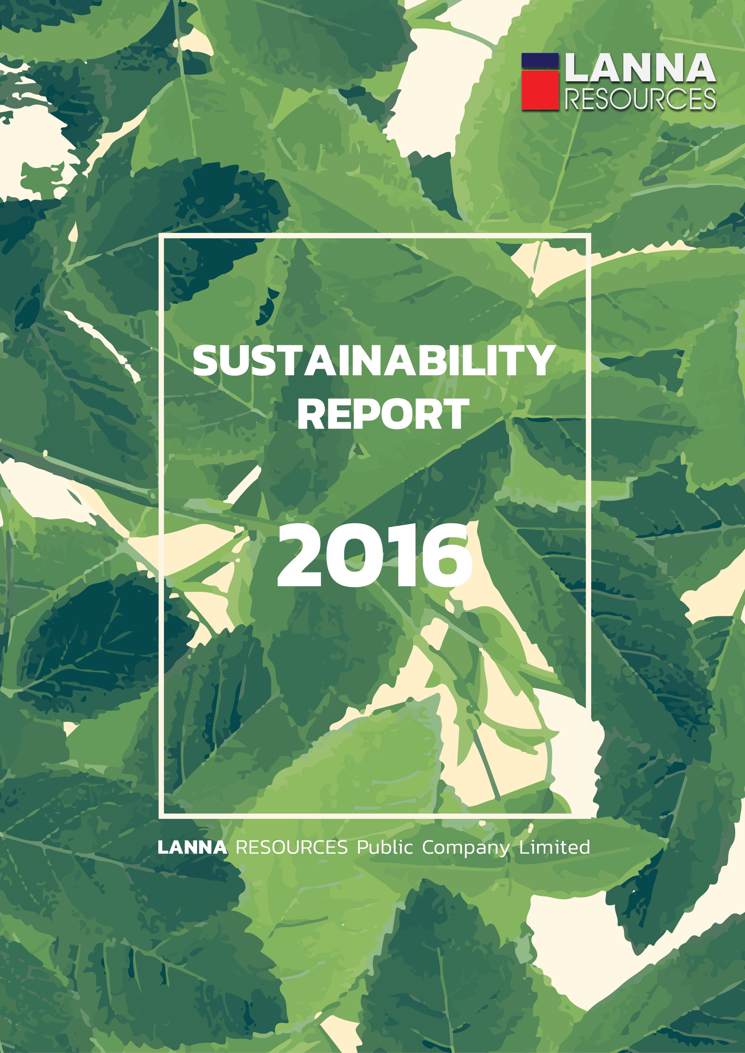 Corporate Sustainability Report 2016